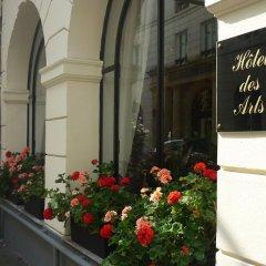 Отель des Arts Франция, Париж - отзывы, цены и фото номеров - забронировать отель des Arts онлайн интерьер отеля фото 3