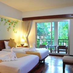 Отель Lomtalay Chalet Resort 3* Улучшенный номер с различными типами кроватей фото 4