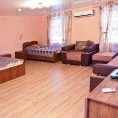 Гостиница Волгоградская Семейный полулюкс с двуспальной кроватью фото 2