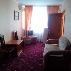 Гостиница Пансионат Золотая линия 3* Полулюкс с различными типами кроватей фото 4
