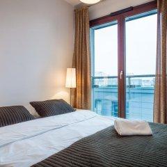 Отель Apartamenty Silver Улучшенные апартаменты с различными типами кроватей фото 5