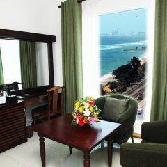 Mirage Hotel Colombo 4* Улучшенный номер с различными типами кроватей фото 3