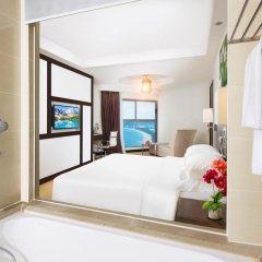 Premier Havana Nha Trang Hotel 5* Номер Делюкс с различными типами кроватей фото 3