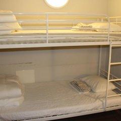 Hostel Dalagatan Кровать в общем номере фото 10