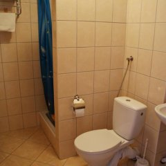 Отель SCSK Brzeźno 2* Номер категории Эконом с различными типами кроватей фото 7