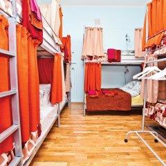 Seasons Хостел Кровати в общем номере с двухъярусными кроватями фото 3