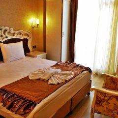Sultanahmet Newport Hotel 3* Стандартный номер с различными типами кроватей фото 5