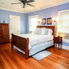 Отель Hawthorne Park Bed and Breakfast 3* Номер Делюкс с различными типами кроватей фото 8