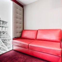 Отель Best Western Nouvel Orleans Montparnasse 4* Стандартный номер фото 26