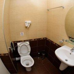 Отель Eagles Nest Aparthotel Болгария, Банско - отзывы, цены и фото номеров - забронировать отель Eagles Nest Aparthotel онлайн ванная фото 2