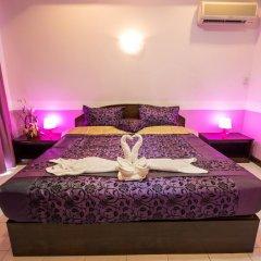 Отель The Grand Orchid Inn 2* Улучшенный номер разные типы кроватей фото 5