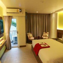 Levana Pattaya Hotel 4* Улучшенный номер фото 5