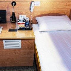 Отель VATC SleepPod Terminal 2 Стандартный номер с различными типами кроватей фото 6