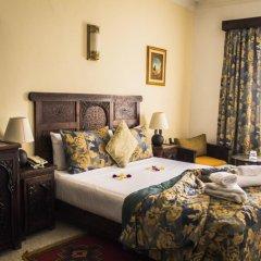 Отель La Perle du Sud Марокко, Уарзазат - отзывы, цены и фото номеров - забронировать отель La Perle du Sud онлайн комната для гостей фото 5