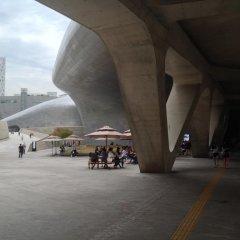 Отель Signiel Seoul Сеул парковка