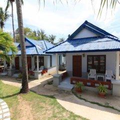 Отель Saladan Beach Resort 3* Бунгало с различными типами кроватей фото 24