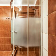 Отель Perea Hotel Греция, Агиа-Триада - 7 отзывов об отеле, цены и фото номеров - забронировать отель Perea Hotel онлайн ванная фото 2