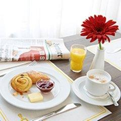 GHOTEL hotel & living Hamburg 3* Стандартный номер разные типы кроватей фото 4