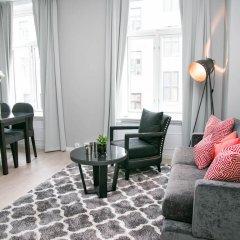 Апартаменты Frogner House Apartments - Odins Gate 10 Апартаменты с различными типами кроватей фото 5