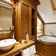 Ambra Cortina Luxury & Fashion Boutique Hotel 4* Люкс с различными типами кроватей фото 3