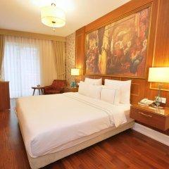 Neorion Hotel - Sirkeci Group 4* Стандартный семейный номер с различными типами кроватей фото 4