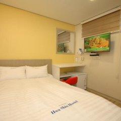 Dongdaemun Hwasin Hostel Стандартный номер с двуспальной кроватью фото 2