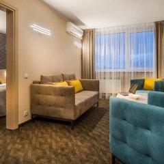Hotel Zemaites 3* Номер Бизнес с двуспальной кроватью фото 7