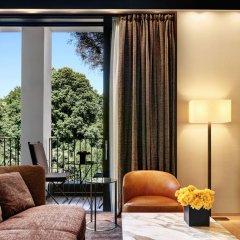 Bulgari Hotel Milan 5* Люкс повышенной комфортности с различными типами кроватей
