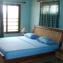 Отель Sankofa Beach House Шале с различными типами кроватей