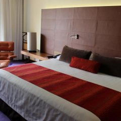 Отель Camino Real Polanco Mexico 4* Стандартный номер с двуспальной кроватью фото 7