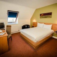 Отель Dublin Central Inn 3* Стандартный номер с различными типами кроватей фото 3