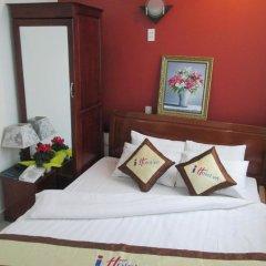I-hotel Dalat Номер Делюкс фото 3