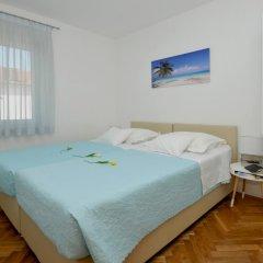 Отель Apartmani Trogir 4* Улучшенные апартаменты с различными типами кроватей фото 10