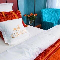 Grape Hotel 5* Улучшенный номер с различными типами кроватей