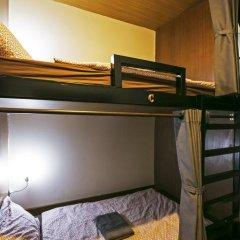 Отель Rachanatda Homestel 2* Кровать в женском общем номере с двухъярусной кроватью фото 7