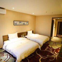 Отель Insail Hotels Railway Station Guangzhou 3* Номер Делюкс с различными типами кроватей фото 6
