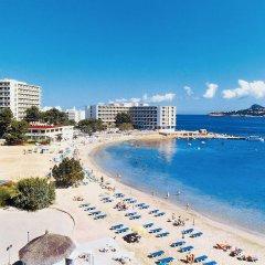 Amare Beach Hotel Ibiza пляж фото 2