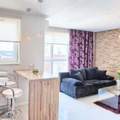 Апартаменты Friendly Inn Apartments Студия с различными типами кроватей фото 6