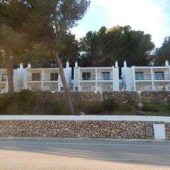 Отель Alta Galdana Playa парковка