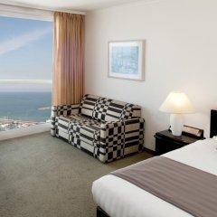 Crowne Plaza Tel Aviv Beach 3* Стандартный номер с различными типами кроватей фото 7