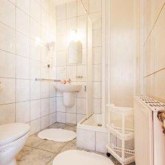 Отель Chata pod Jemiołą Польша, Закопане - отзывы, цены и фото номеров - забронировать отель Chata pod Jemiołą онлайн ванная фото 2