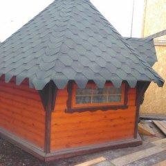 Гостиница Уральский Теремок Коттедж с различными типами кроватей фото 4