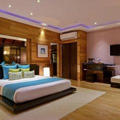 Отель Adaaran Prestige Vadoo 5* Вилла с различными типами кроватей фото 24