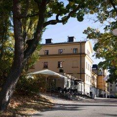 Stf Stockholm/af Chapman & Skeppsholmen Hostel Кровать в общем номере фото 7