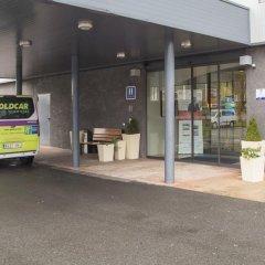 Отель Holiday Inn Express Bilbao Испания, Дерио - отзывы, цены и фото номеров - забронировать отель Holiday Inn Express Bilbao онлайн парковка