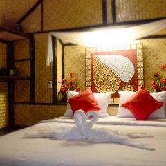 Отель Eco Lanta Hideaway Beach Resort Ланта комната для гостей фото 5