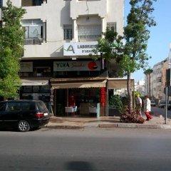 Отель Noure Riyad парковка