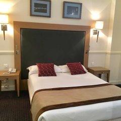 Elysees Union Hotel 3* Стандартный номер с разными типами кроватей фото 3