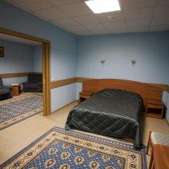 Гостиница ГородОтель на Белорусском 2* Люкс с различными типами кроватей фото 3