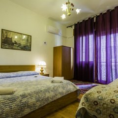 Отель B&B The Caponi Bros 3* Стандартный номер с двуспальной кроватью (общая ванная комната) фото 10